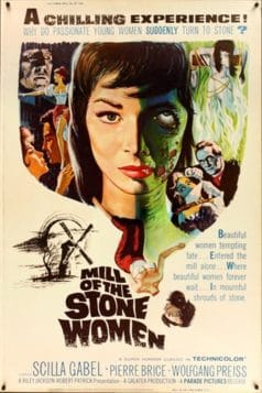 Mill of the Stone Women (1960)