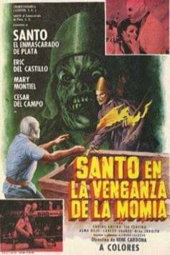 Santo and the Vengeance of the Mummy (1971)