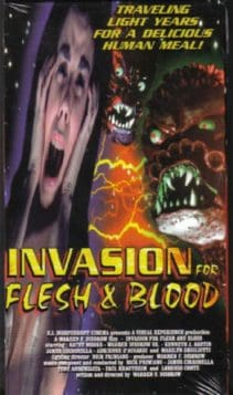 Invasion for Flesh and Blood (1991)