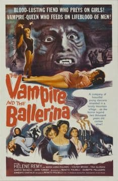 The Vampire and the Ballerina (1960)