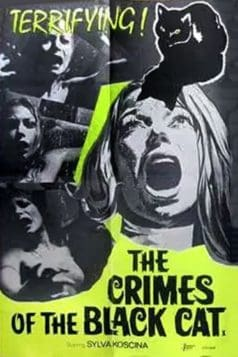 The Crimes of the Black Cat (1972)