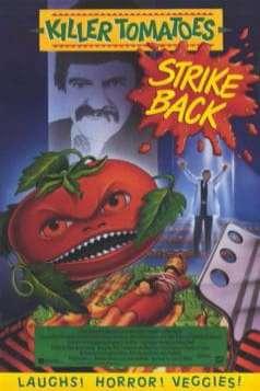 Killer Tomatoes Strike Back! (1991)
