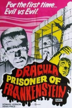 Dracula Prisoner of Frankenstein (1972)