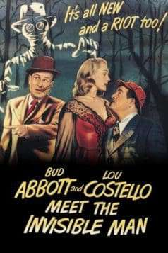 Abbott and Costello Meet the Invisible Man (1951)