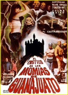 The Castle of Mummies of Guanajuato (1973)