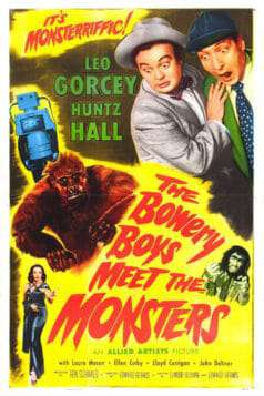 The Bowery Boys Meet the Monsters (1954)
