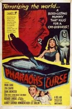 Pharaoh's Curse (1957)
