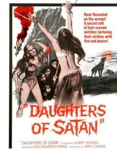 Daughters of Satan (1972) Full Movie