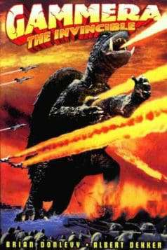 Gamera the Invincible (1966)