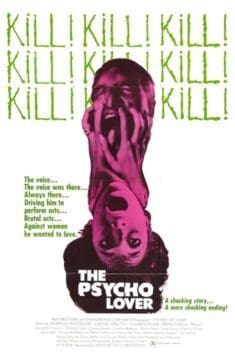 The Psycho Lover (1970)