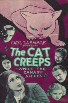The Cat Creeps (1930)