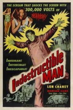 Indestructible Man (1956)
