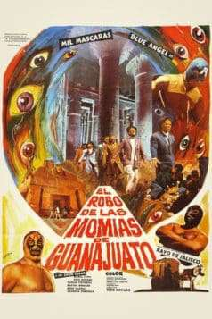 Robbery of the Mummies of Guanajuato (1972)