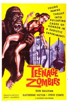 Teenage Zombies (1960)