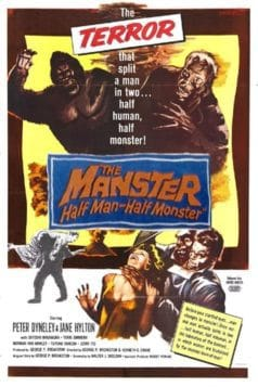 The Manster (1959)