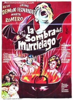 The Shadow of the Bat (1968)