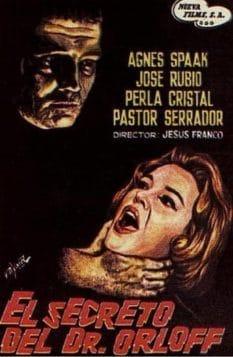The Secret of Dr. Orloff (1964)