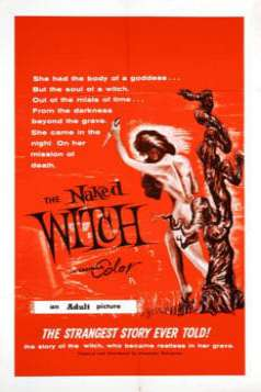 The Naked Witch (1961)