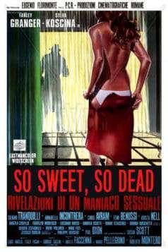 So Sweet, So Dead (1972)