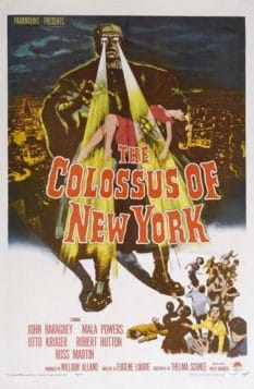 The Colossus of New York (1958)
