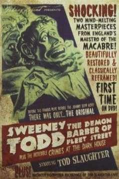 Sweeney Todd: The Demon Barber of Fleet Street (1936)