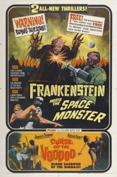 Frankenstein Meets the Spacemonster (1965)