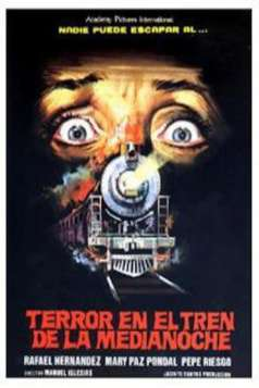 Terror en el tren de medianoche (1980)