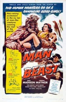 Man Beast (1956)