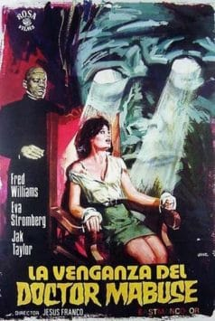 The Vengeance of Dr. Mabuse (1972)