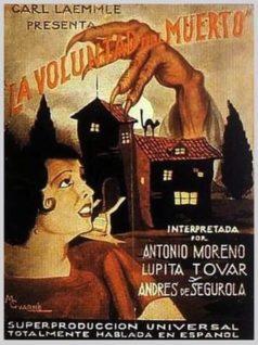 La voluntad del muerto (1930)