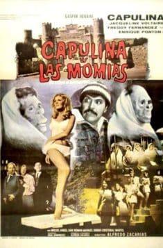 Capulina vs. the Mummies (1973)
