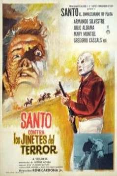 Santo vs. The Riders of Terror (1970)