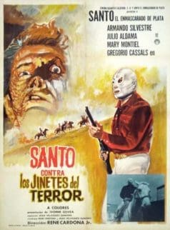 Santo vs. The Riders of Terror (1970)