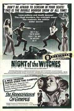Night of the Witches (1971)