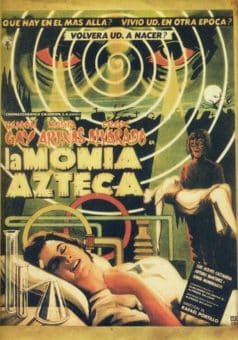 The Aztec Mummy (1957)
