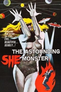 The Astounding She-Monster (1958)