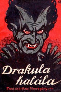 Dracula's Death (1921)