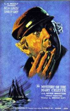 The Mystery of the Marie Celeste (1935)