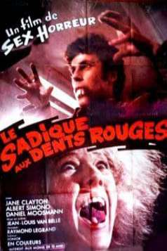 The Sadist Has Red Teeth (1971)
