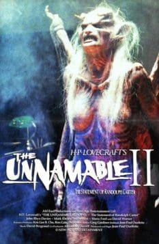 The Unnamable II (1993)