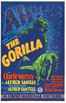 The Gorilla (1927)