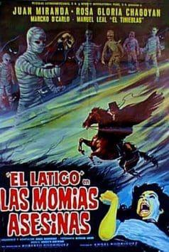 The Whip vs. the Killer Mummies (1980)