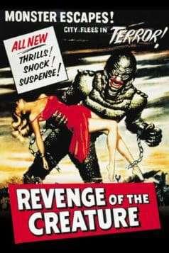 Revenge of the Creature (1955)