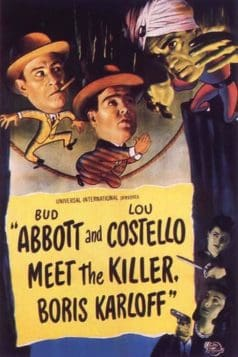 Abbott and Costello Meet the Killer (1949)