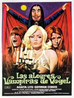 The Lively Vampires of Vögel (1975)