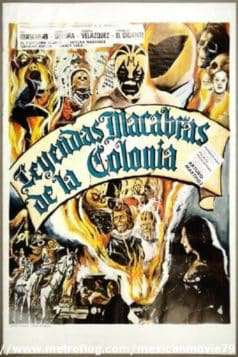 Macabre Legends of the Colony (1974)
