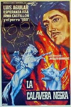 La calavera negra (1960)