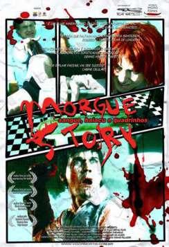 Morgue Story: Sangue, Baiacu e Quadrinhos (2009)