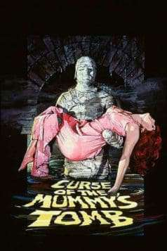 The Curse of the Mummy's Tomb (1964)