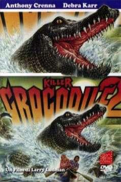 Killer Crocodile II (1990)